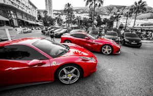 Ferrari, beslag