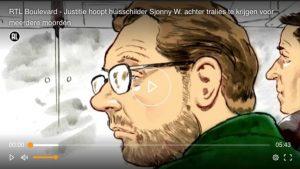 Justitie hoopt huisschilder Sjonny W. achter tralies te krijgen